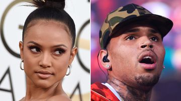 The rapper spoke about the incident in his documentary Chris Brown Welcome To My Life where he described how things took a turn for the worse in their relationship