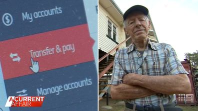 How a great-grandfather lost $71,000 in one click.