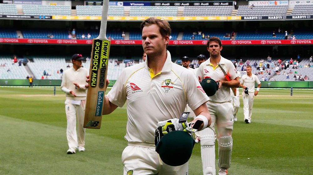 Insatiable Smith continues dominant Ashes