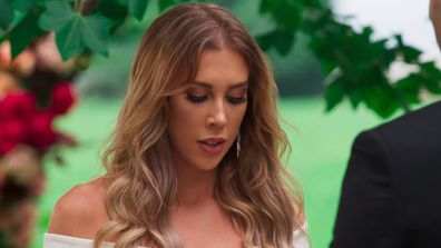 Rebecca's surprising decision during her Final Vows