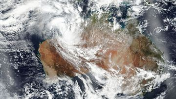 Broome escapes wrath of Cyclone Joyce