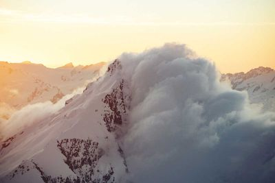 """<strong>The Southern Alps by <a href=""""http://www.micimage.com/"""">Mickey Ross</a></strong>"""