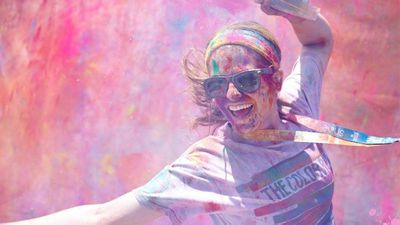 <strong>5. The Colour Run</strong>