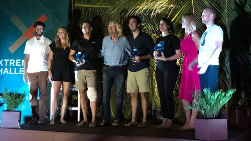 Perth-based blockchain electricity provider Power Ledger has won Sir Richard Branson's Extreme Tech Challenge (XTC) competition.