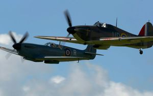 Nazis could have won Battle of Britain if they attacked earlier, study shows