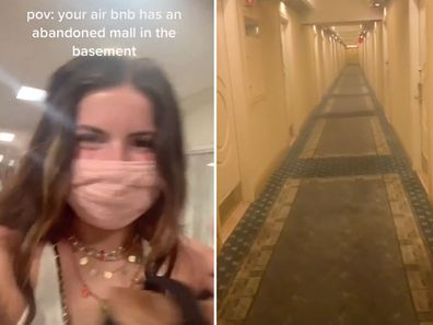 Woman discovers room 'straight out of a horror film' in her AirBnB