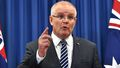 Prime Minister Scott Morrison says a decision on preferences will be made after final nominations.