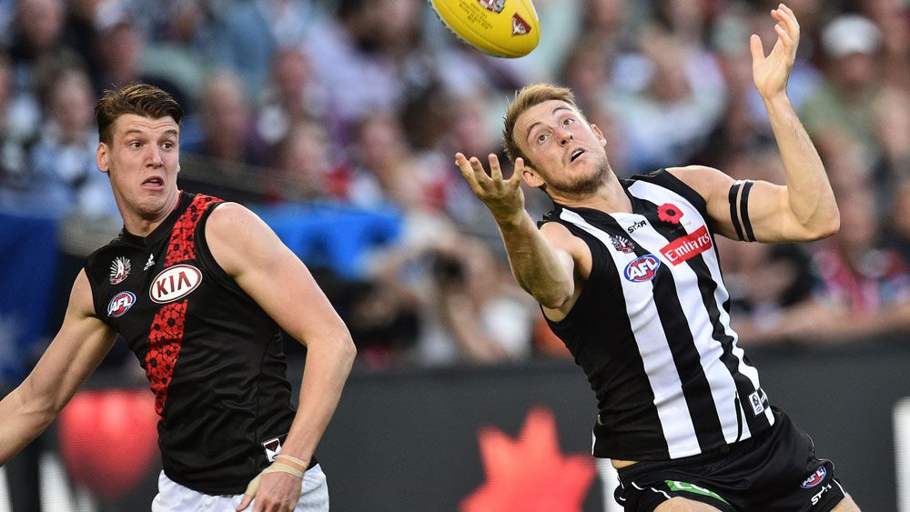 Bombers, Magpies to open AFL pre-season