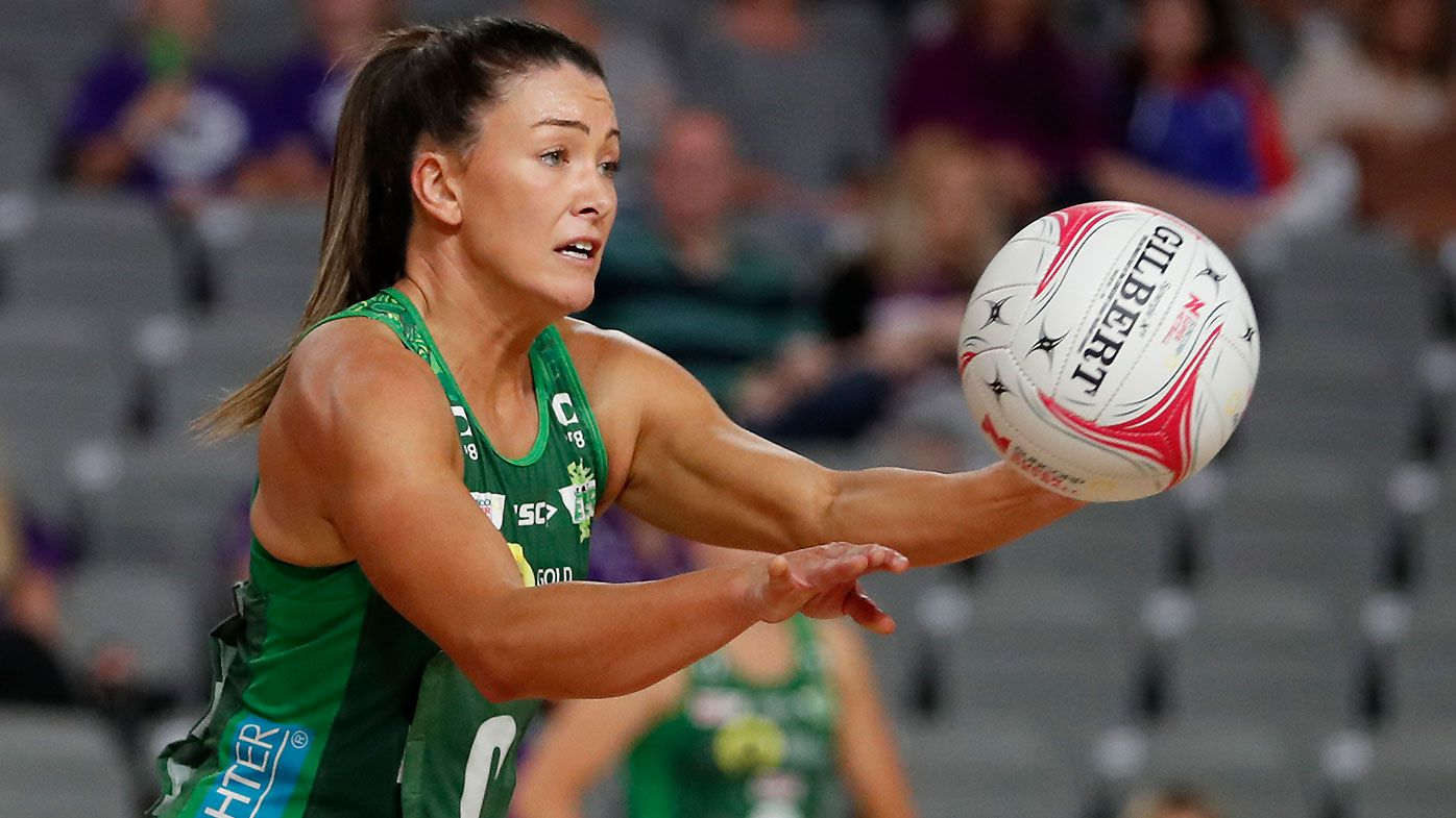 Queensland Firebirds condemn 'despicable' fan abuse aimed at West Coast Fever star Verity Charles