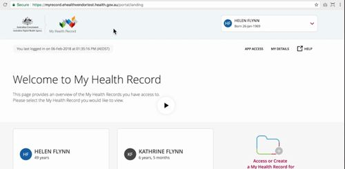 """A spokesman for the Australian Digital Health Agency said the My Health Record site has """"multiple levels"""" of security, and breaches carry criminal penalties including up to two years in jail."""