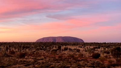 Want to do the ultimate Australian bushwalk? Head to Uluru