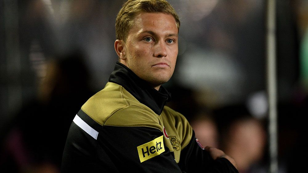 Penrith players in dark on captain Matt Moylan's uncertain future at the Panthers