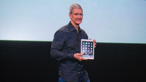 Apple unveils new 'thinnest ever' iPads