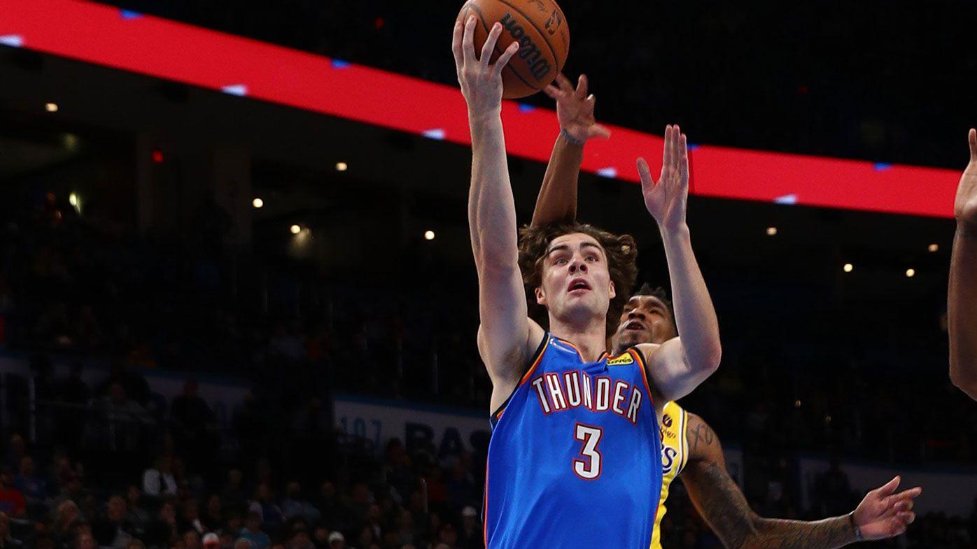 NBA melts as Giddey leads OKC's epic comeback