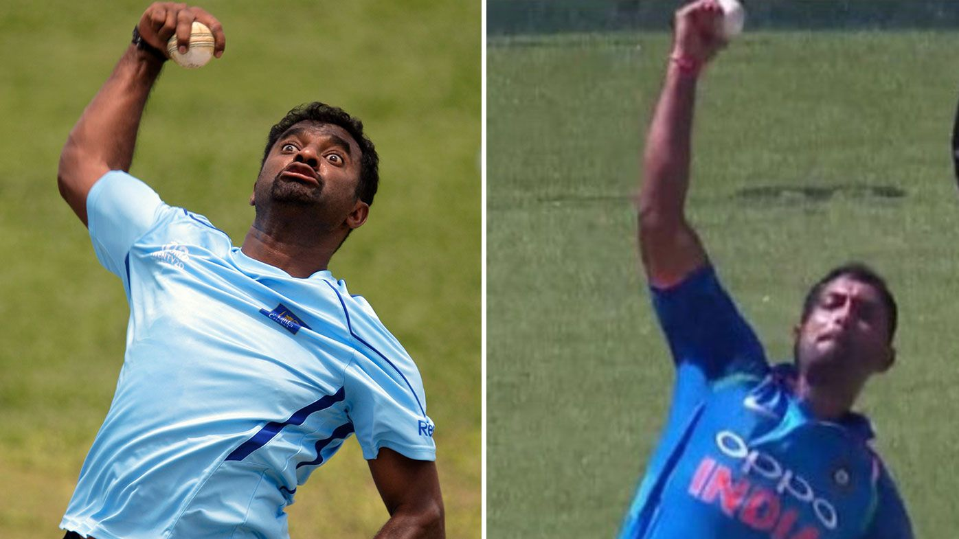 Indian all-rounder Ambati Rayudu suspended for dubious bowling action after Murali comparisons
