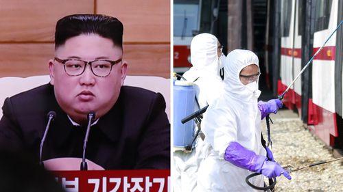 Kim Jong Un insists on image of North Korean competence amid coronavirus fears.