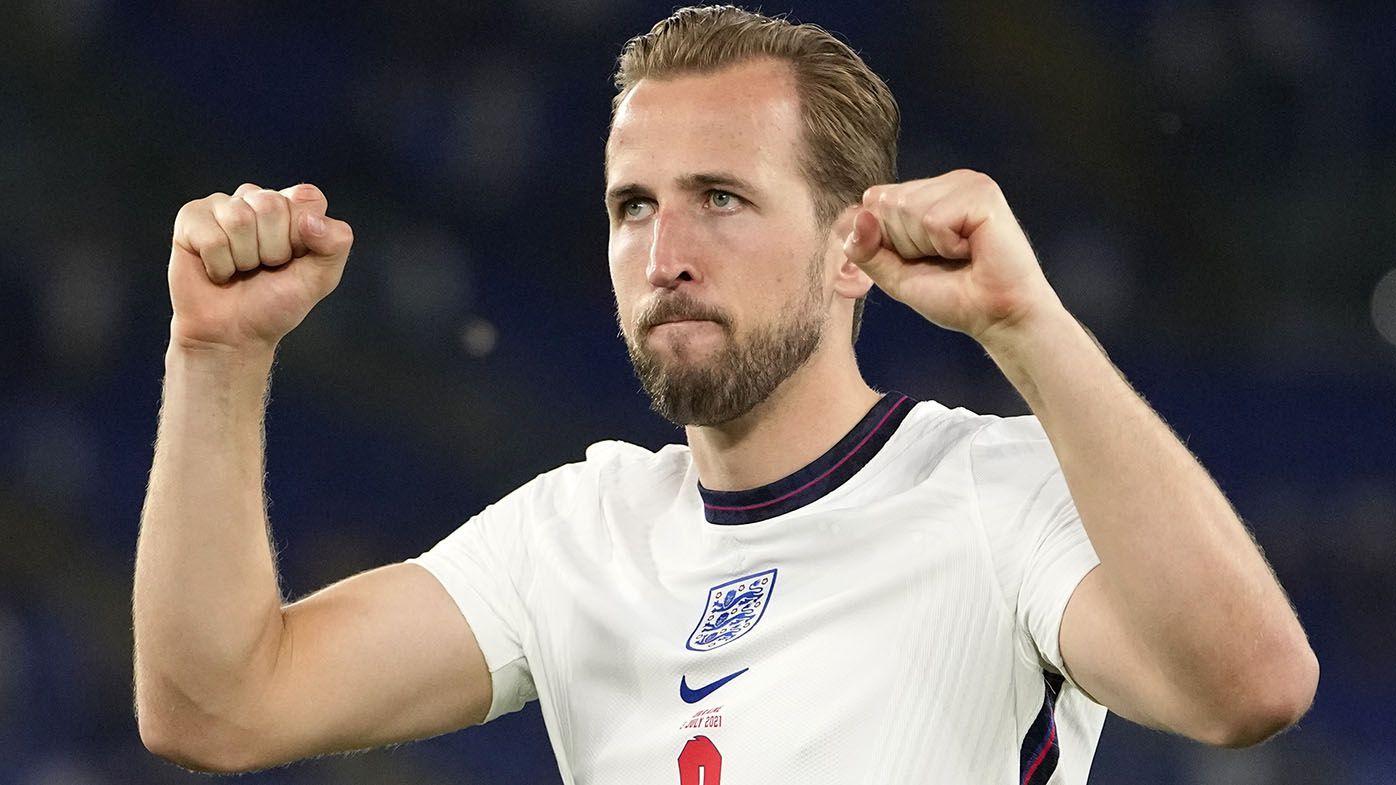England beat Ukraine in Euro quarter-finals as captain Harry Kane scores two goals