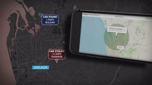 Adelaide Uber carjacking attack