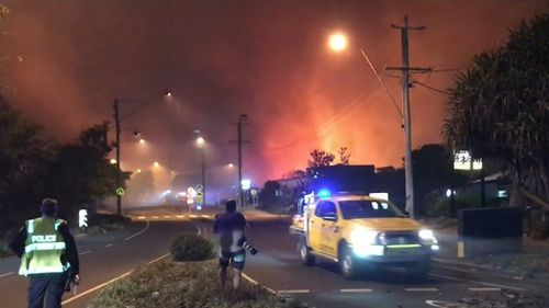 Sunshine Coast Council disaster management coordinator Cathy Buck says the danger is far from over.