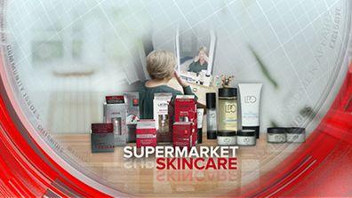 Supermarket skincare