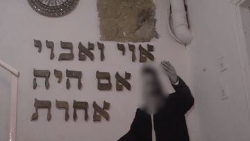 Israeli police raided a cult-like group in an ultra-Orthodox neighborhood of Jerusalem
