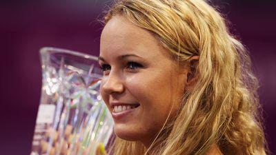 20. Caroline Wozniacki