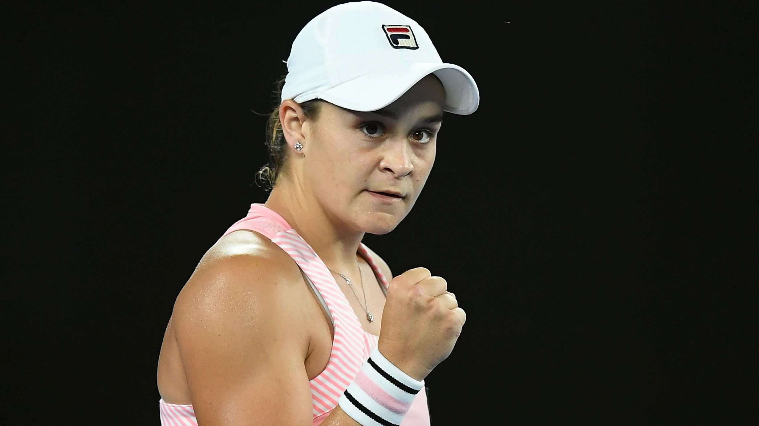 The secret weapon behind Ash Barty's charge to the top of women's tennis