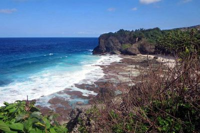 <strong>Dolly Beach, Christmas Island, Indian Ocean</strong>