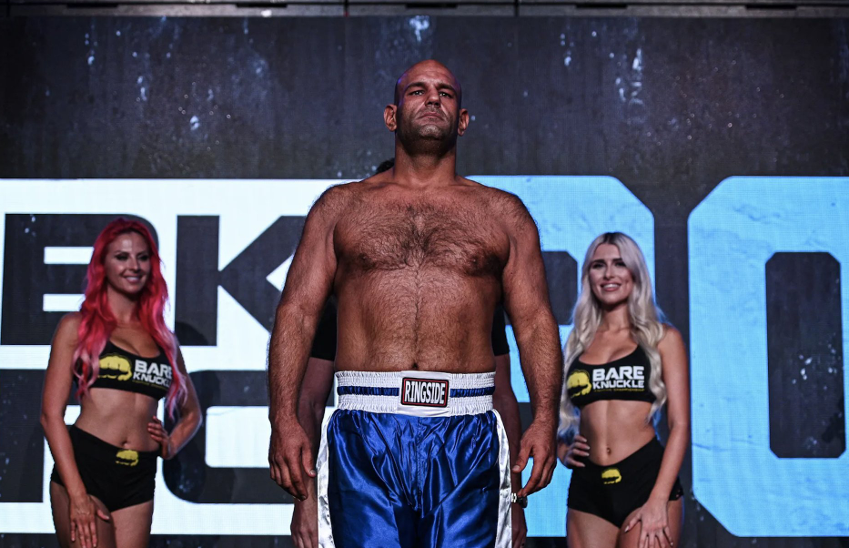 Bare knuckle fighter dies weeks after debut fight in BKFC