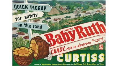 <strong>7. Baby Ruth Candybars (1951)</strong>
