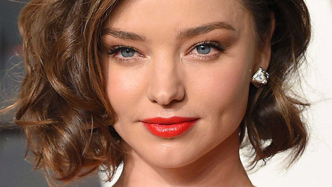 Australian model and businesswoman Miranda Kerr has lashed out at Facebook, claiming they continue to copy Snapchat's ideas. (AAP)