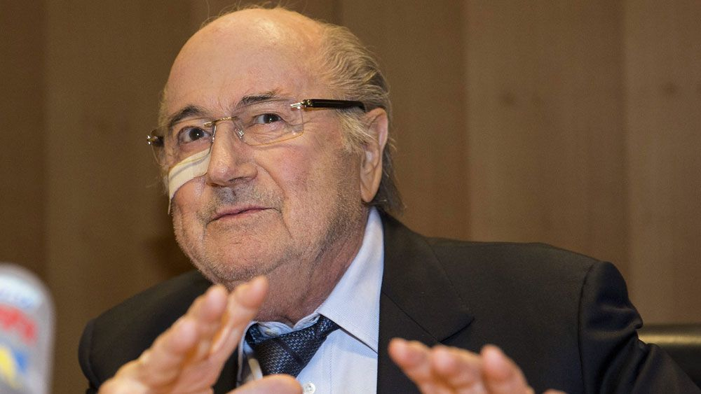 Unapologetic Blatter vows 'I'll be back'