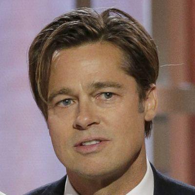 Brad Pitt now...