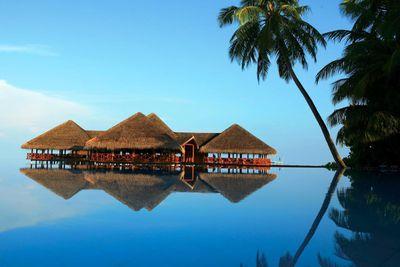 <strong>Medhufushi Island Resort, Maldives</strong>