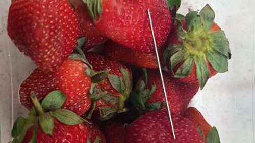 Growing strawberries requires picking to encourage the next crop to sprout.