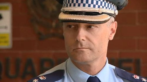 """Superintendent Michael Rochester said the incident was """"very tragic"""". (Supplied)"""
