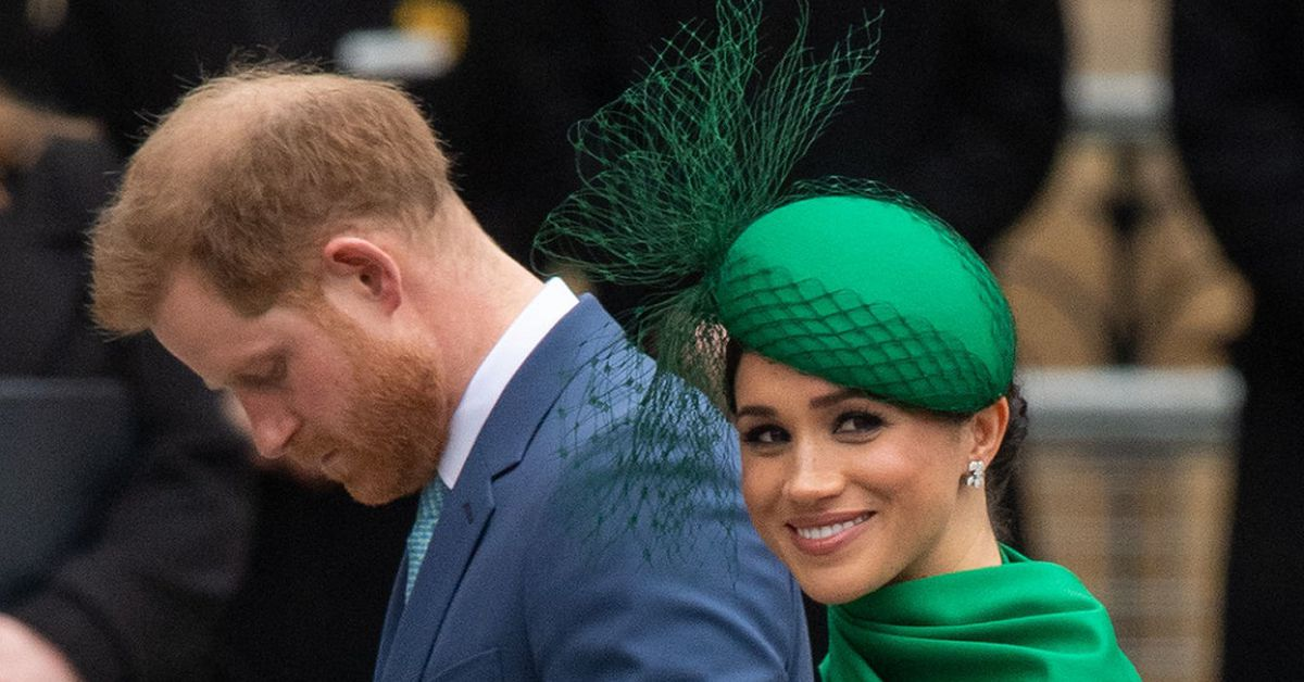 Harry and Meghan were planning to leave the Royal Family all along – 9Honey
