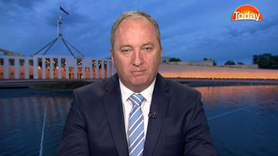 Barnaby begs: 'support strawberries'