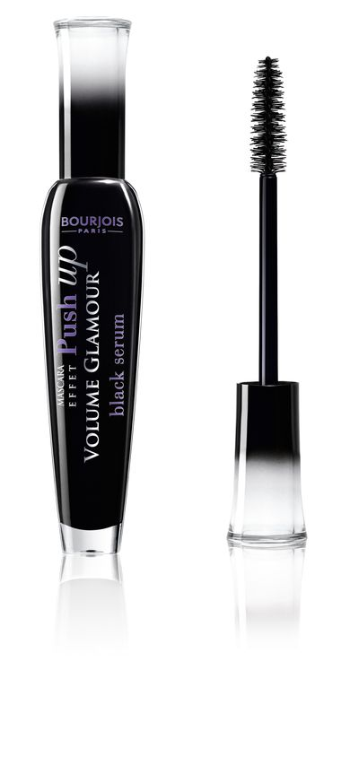 Bourjois Volume Glamour Effet Push Up Black Serum Mascara, $23.