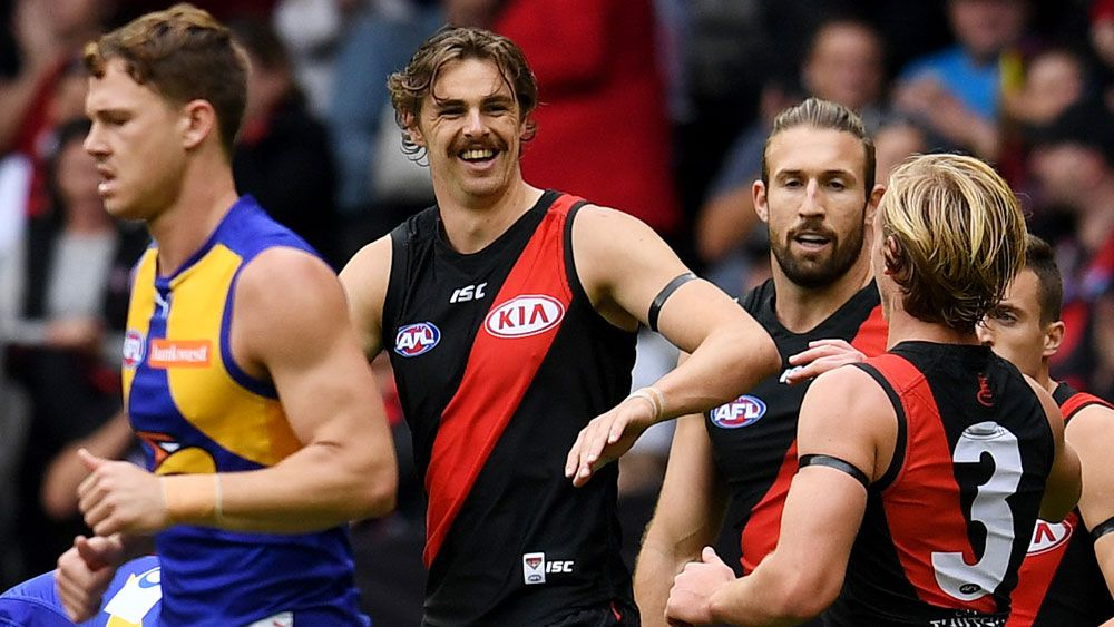 Essendon's Joe Daniher stars as Bombers dominate wasteful West Coast Eagles in AFL