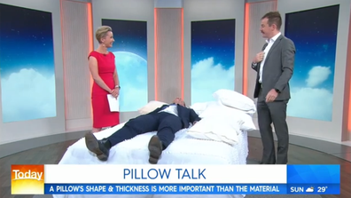 Physio therapist Tim Dettmann on sleep tips