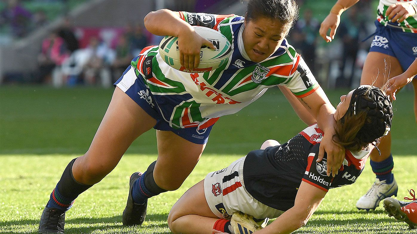 Sydney Roosters left to lament missed opportunities as NZ Warriors win NRLW opener