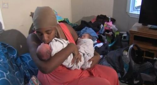 Mother delivers three sets of twins in just over two years