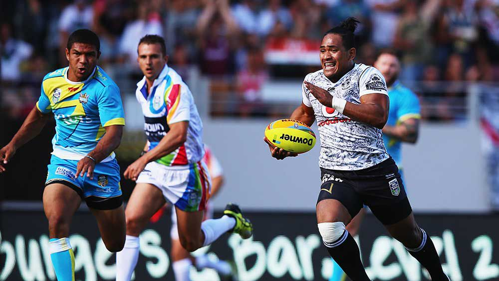 Panthers boss Brian Fletcher has called for the Auckland Nines to be scrapped. (Getty)