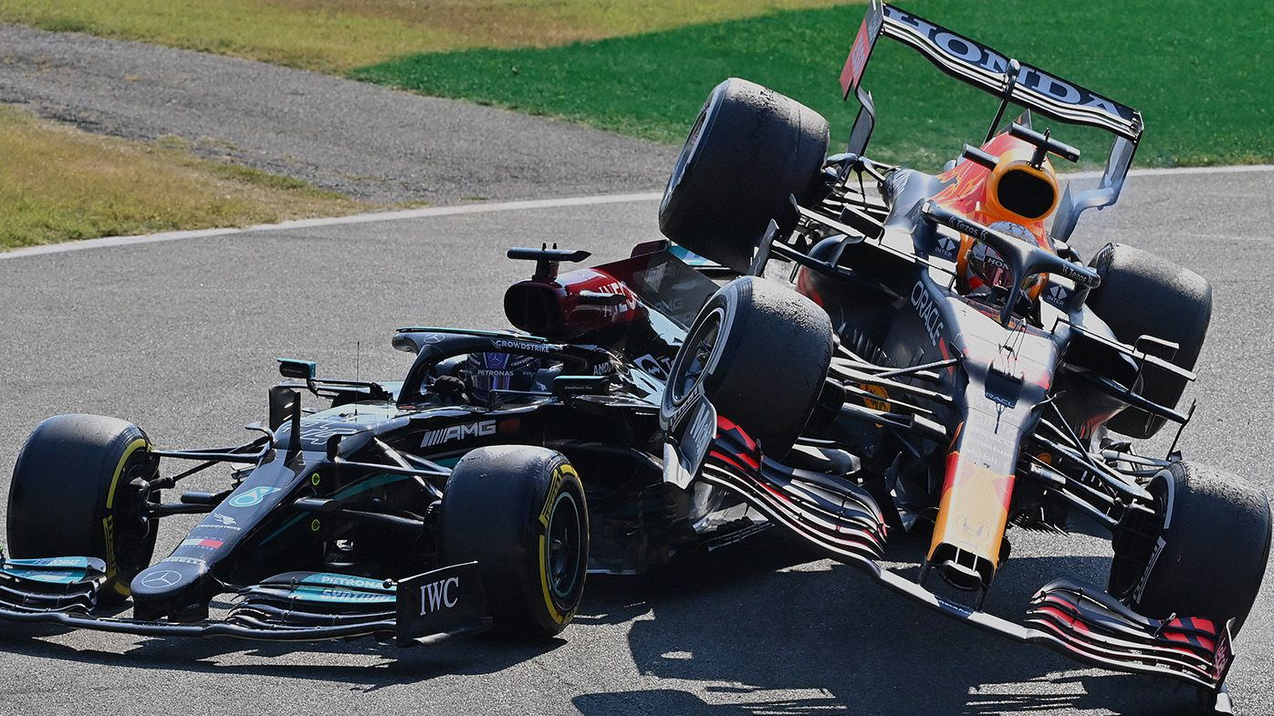Red Bull boss Christian Horner questions FIA's handling of Max Verstappen-Lewis Hamilton Monza crash