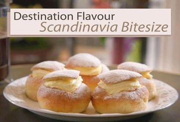 Destination Flavour Scandinavia Bitesize
