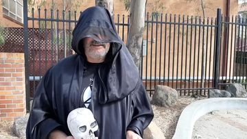 Group takes on government for Satanism to be taught in schools