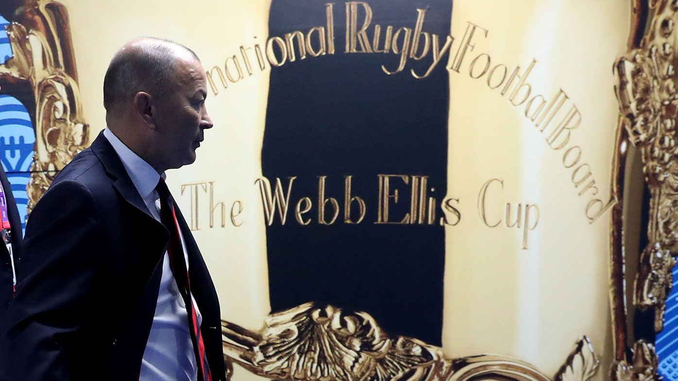 Rugby Australia urged to reunite Eddie Jones with Wallabies after Rugby World Cup