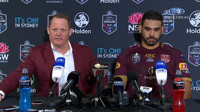 Queensland coach Kevin Walters guarantees halfback Ben Hunt's Maroons spot