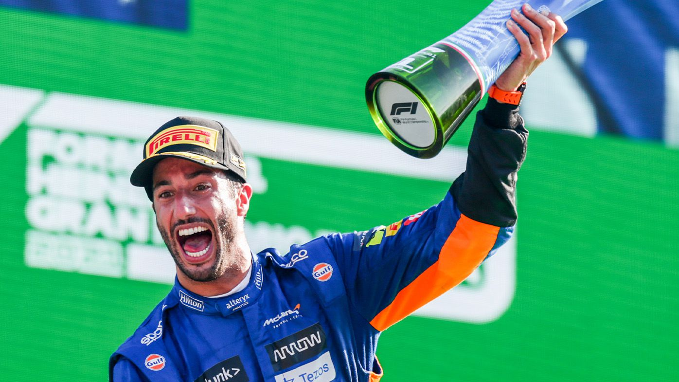 Daniel Ricciardo's resurgence worth millions of dollars to McLaren, but 'bad news' for Ferrari